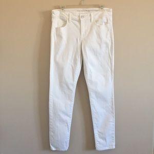 AEO | White Jegging Stretch Denim Jean size 10
